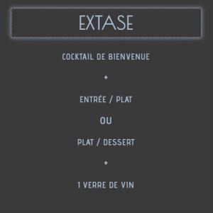 Formule Extase