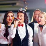 karaoké pour evjf ou anniverssaire avec soirée Chippendales sur Paris (75) pas cher